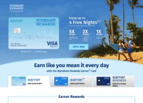 wyndhamrewardscreditcard.com