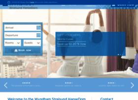 wyndhamstralsund.com