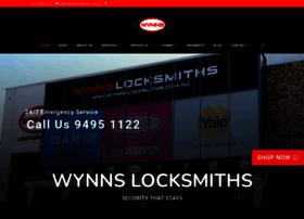 wynnslocksmiths.com.au
