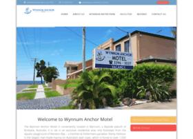wynnumanchormotel.com.au
