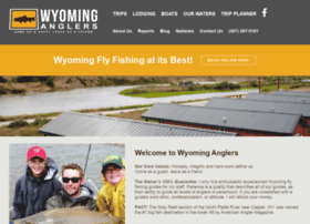Wyominganglers.com
