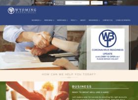 wyomingbank.com