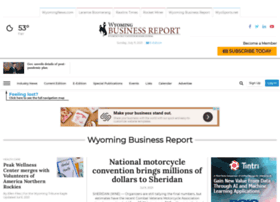wyomingbusinessreport.com