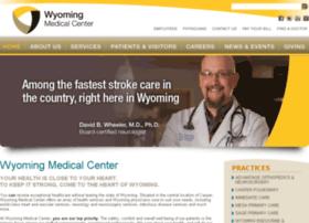 wyomingmedicalcenter.com