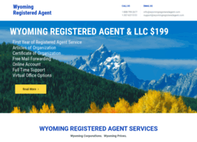 wyomingregisteredagent.com