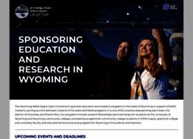 wyomingspacegrant.uwyo.edu