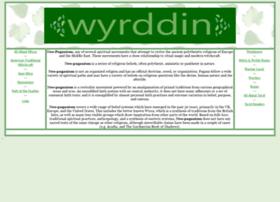 wyrddin.com