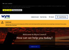 wyre.gov.uk