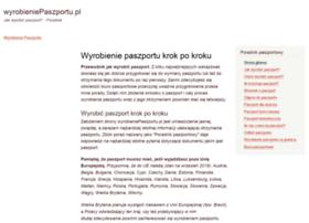 wyrobieniepaszportu.pl