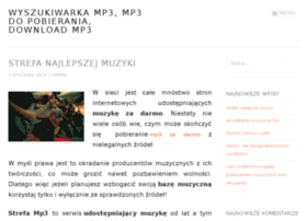 wyszukiwarka-mp3.zakurzonygramofon.pl