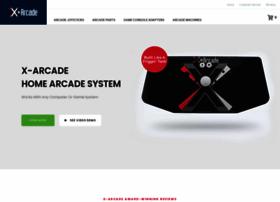 x-arcade.com