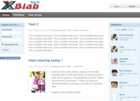 x-blab.com