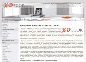 x-decor.ru