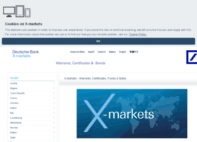x-markets.db.com