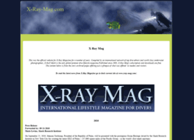 x-ray-mag.com