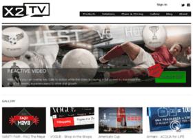 x2tv.com