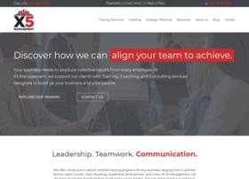 x5management.com