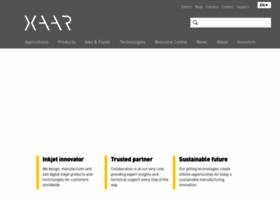 xaar.com