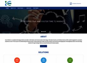 xaasinfotech.com