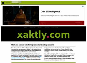 xaktly.com