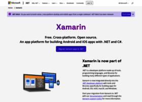 xamarin.com