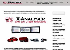 xanalyser.com