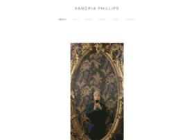 xandriaphillips.com