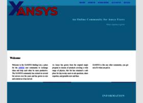 xansys.org
