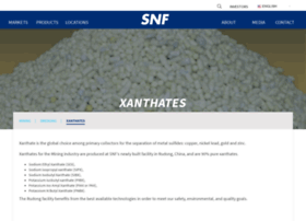 xanthate.com