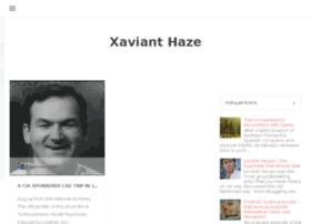 xavianthaze.blogspot.com