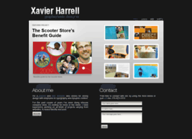 xavierharrell.com