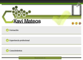 xavimateos.com
