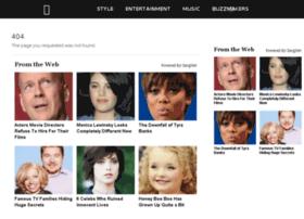 xblanksface.buzznet.com