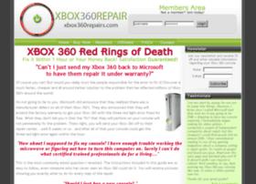 xbox360repairs.com