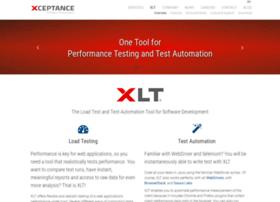 xceptance-loadtest.com
