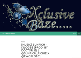 xclusivebaze.wordpress.com