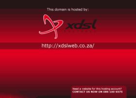 xdslweb.co.za