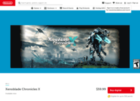 xenobladechroniclesx.nintendo.com