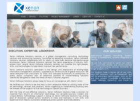 xenonsoftwaresolutions.com