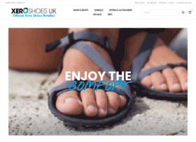xeroshoes.co.uk
