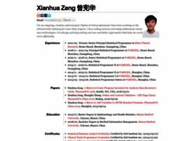 xianhuazeng.com
