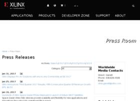 xilinx.mediaroom.com