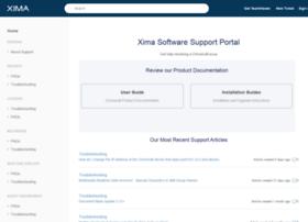 ximacare.ximasoftware.com
