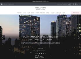 xintiandi.langhamhotels.com