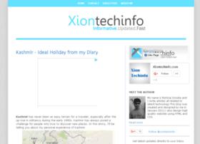 xiontechinfo.com