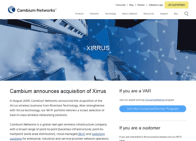 xirrus.com