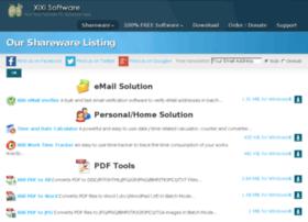 xixisoftware.com