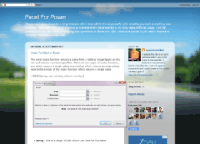 Xl4power.blogspot.com