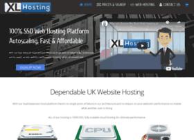 xlhosting.co.uk