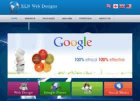 xlnwebdesigns.com
